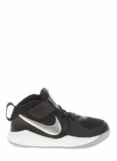 Nike Team Hustle D 9 Çocuk Basketbol Ayakkabısı Siyah